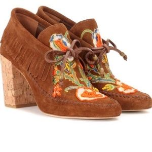 Tory Burch Huntington Booties